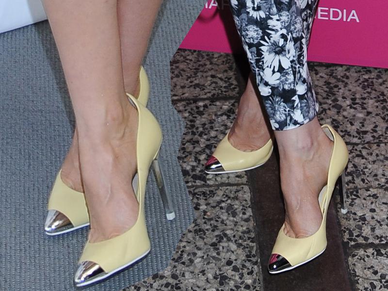 Nowe buty Ady Fijał
