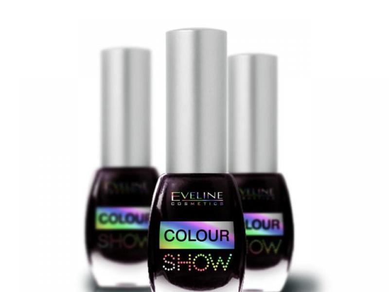 Nowe lakiery Colour Show