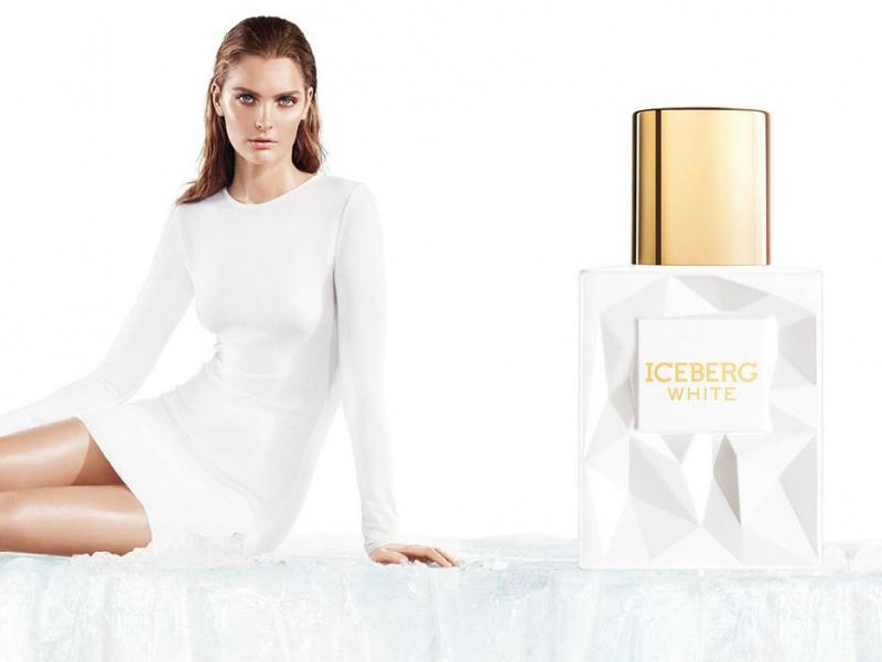 Nowe perfumy Iceberg White<br> - siła kobiecości!