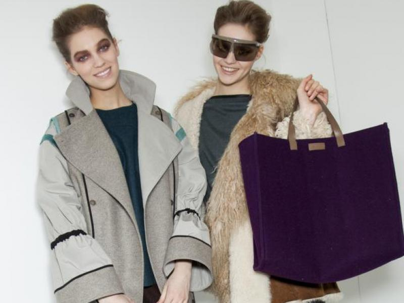 Nowe torby Zara, w stylu Fendi