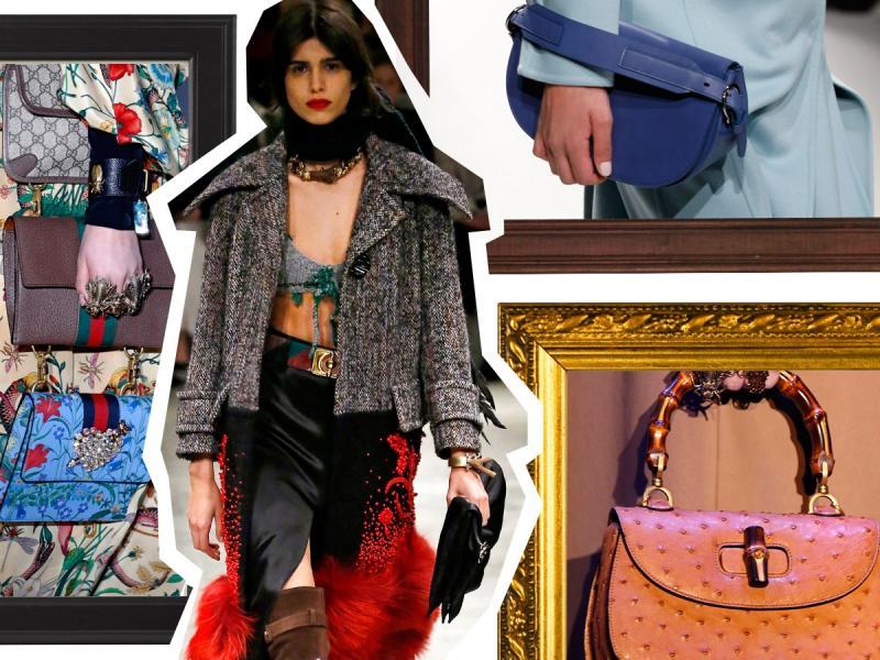 Nowe trendy! Jakie torebki będą modne jesienią i zimą 2017/2018?