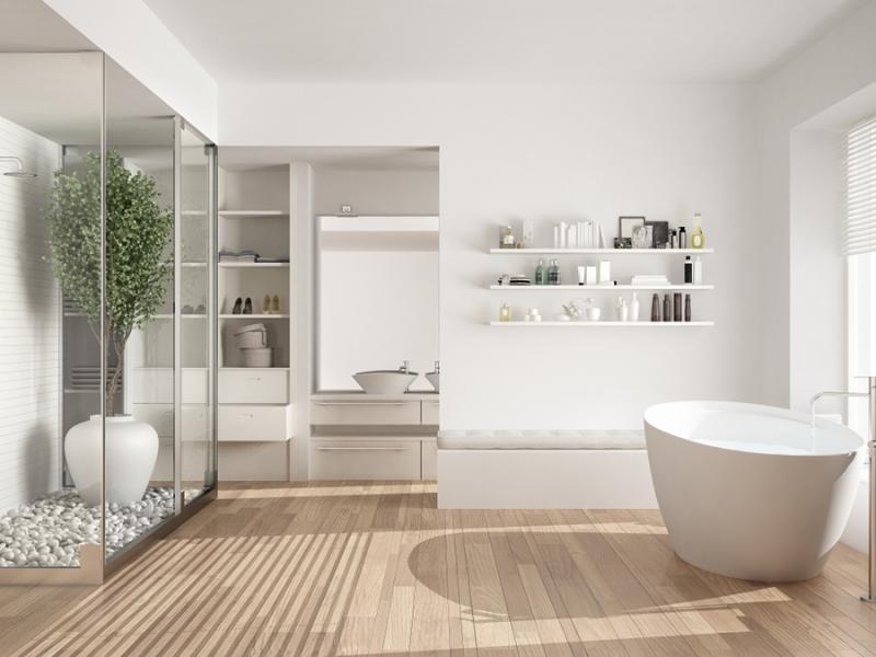 Jak Zrobić łazienkę W Stylu Skandynawskim Gotowe Aranżacje