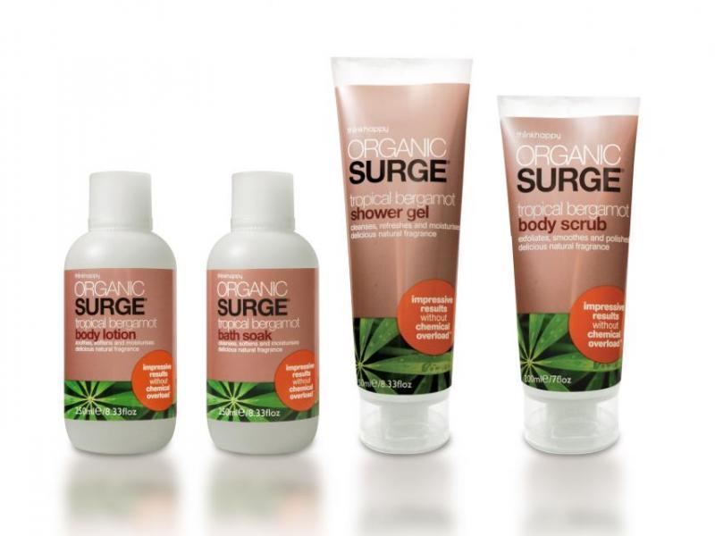Nowość! Organic Surge!