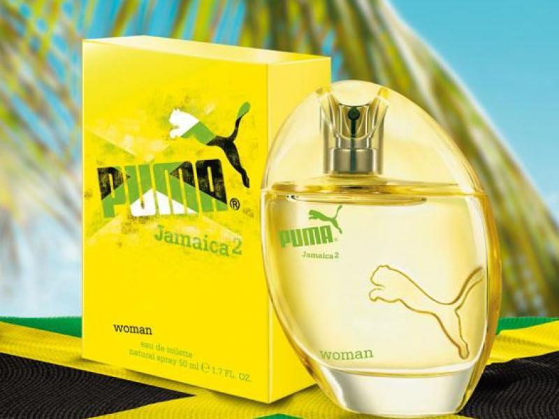 Nowy zapach marki PUMA