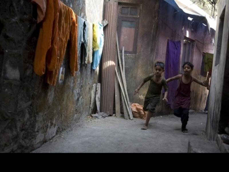 Seks nastolatków w Bombaju
