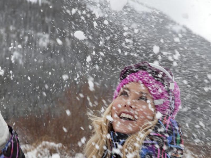 Ochrona skóry podczas zimowych szaleństw