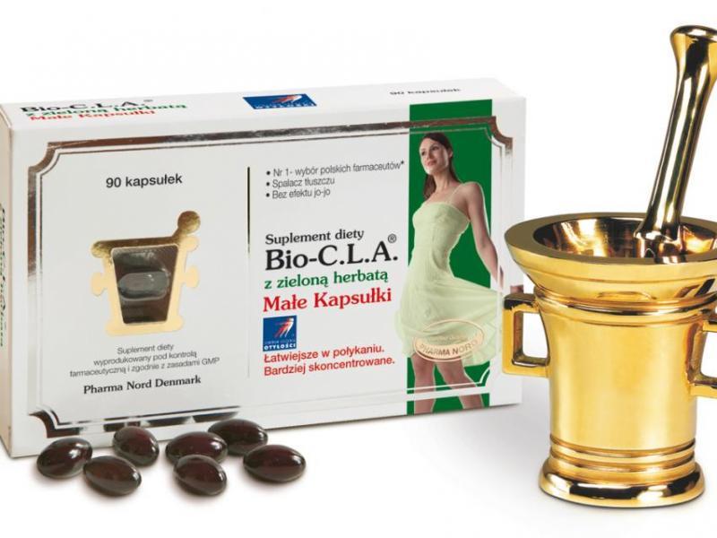 Odchudzanie z Bio-C.L.A  z zieloną herbatą