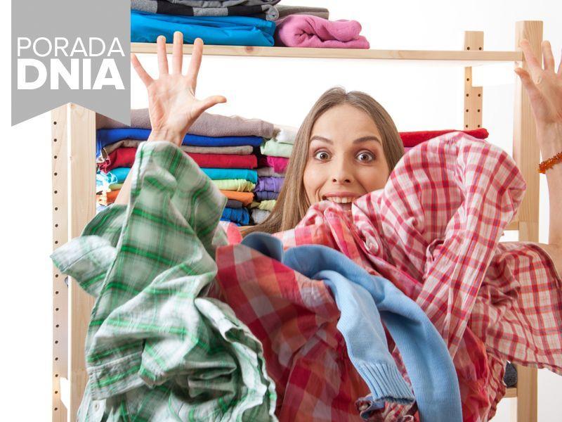 jak odświeżyć ubrania po zimie