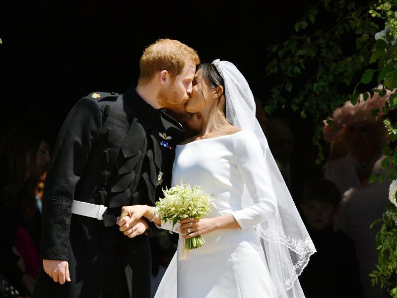 ślub Księcia Harryego I Meghan Markle Fakty I Ciekawostki Relacja