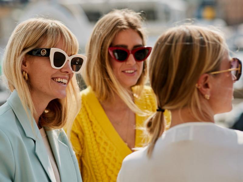Okulary przeciwsłoneczne 2019