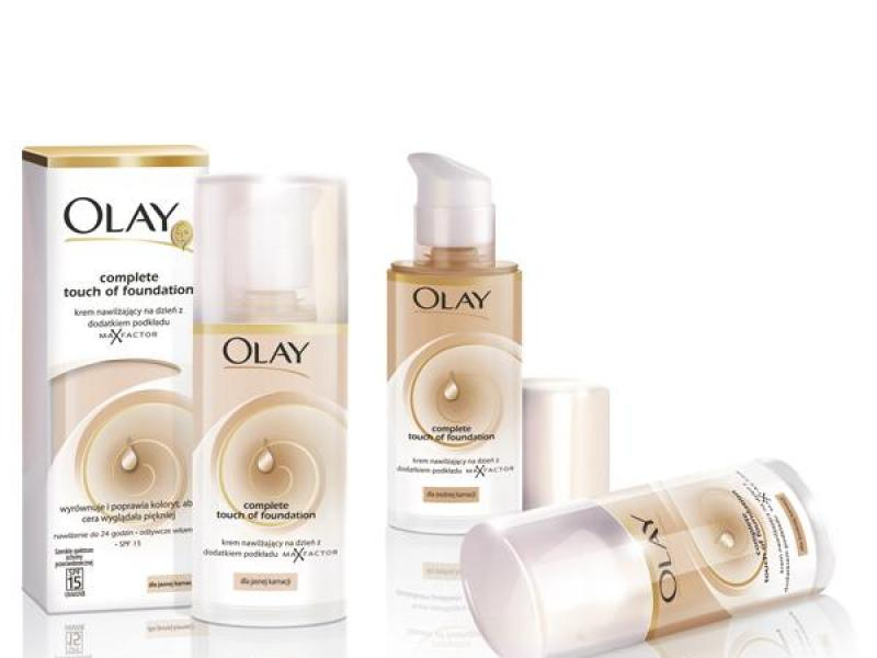 OLAY Complete Touch Of Foundation