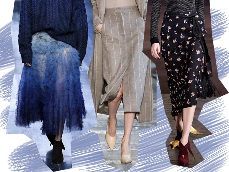 Ona zdziała cuda! 10 powodów, dla których warto nosić spódnice midi