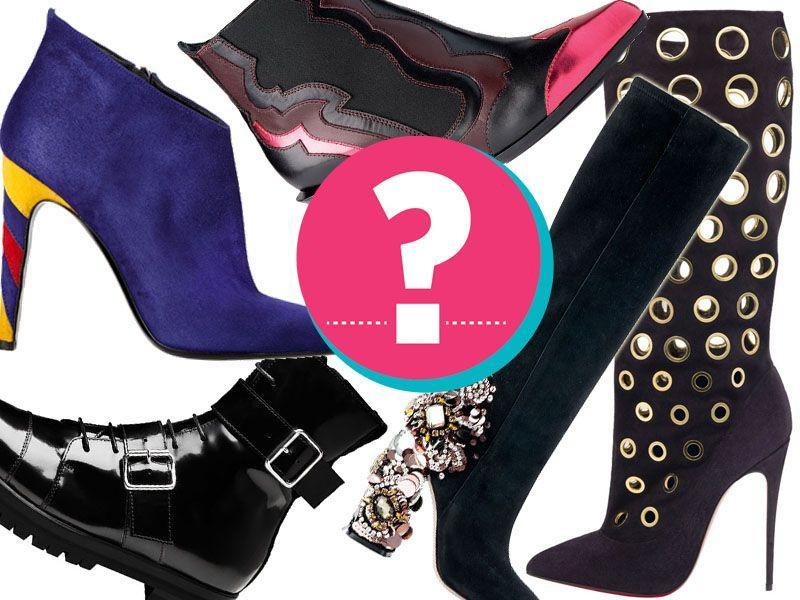 One będą hitem! 10 gorących trendów w butach