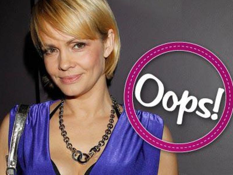 Oops wpadka: Weronika Marczuk