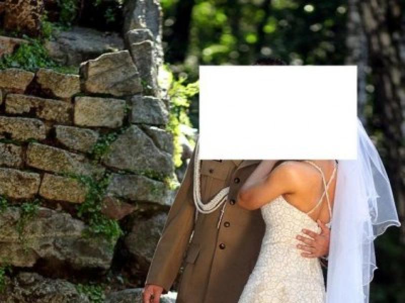 Oryginalna Suknia ślubna Toruń Suknie ślubne Ogłoszenie