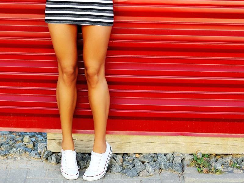 Oto 6 najlepszych ćwiczeń na wyszczuplenie ud!