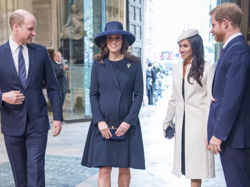 Oto najważniejsze osoby na ślubie księcia Harry'ego i Meghan Markle! Jakie role przypadną Williamowi i Kate?