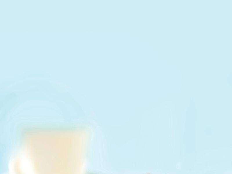 Panna cotta z syropem wiśniowym
