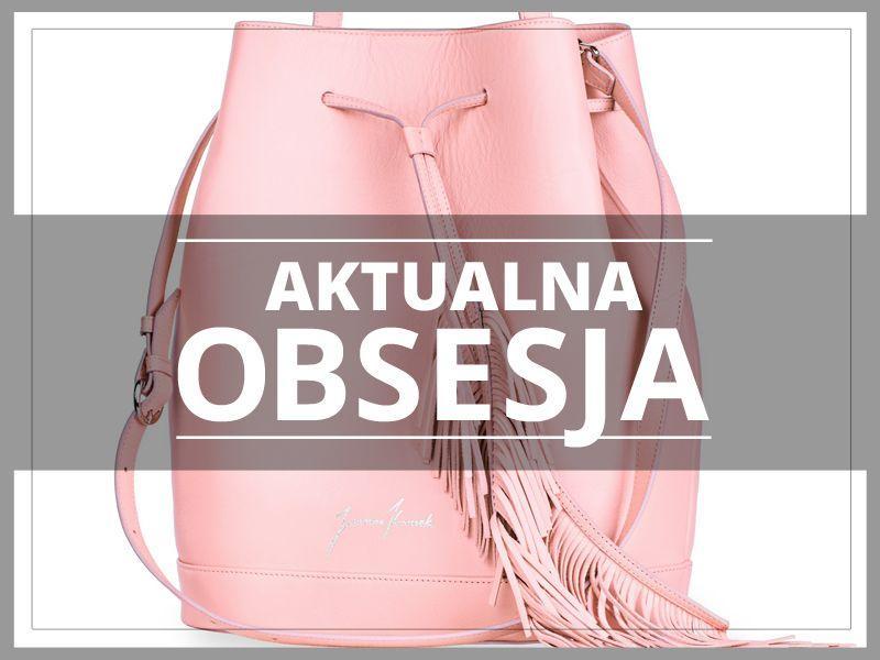 27d59e5ad8404 Torebka Joanna Kruczek - Aktualna obsesja - Wybór redakcji - Buty i ...