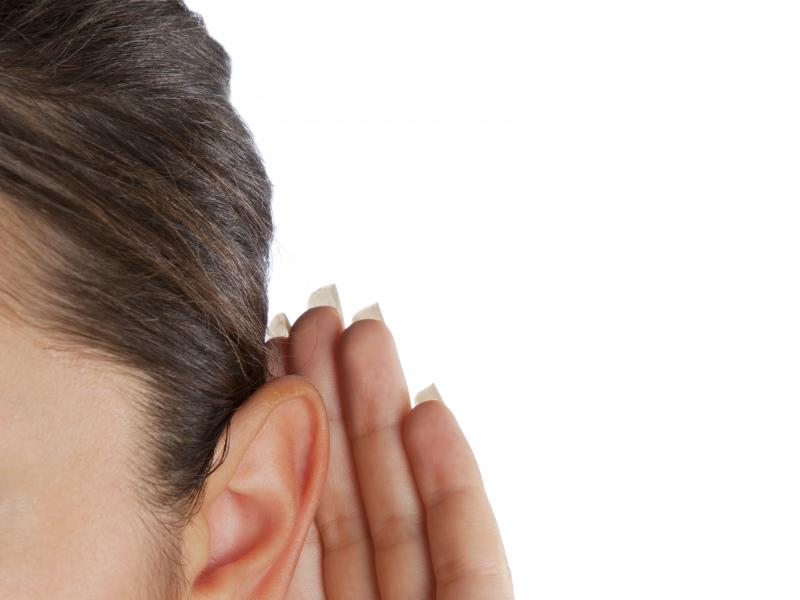 Pielęgnacja uszu w dojrzałym wieku