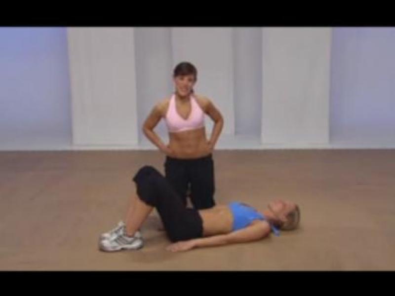 Płaski brzuch po ciąży - video