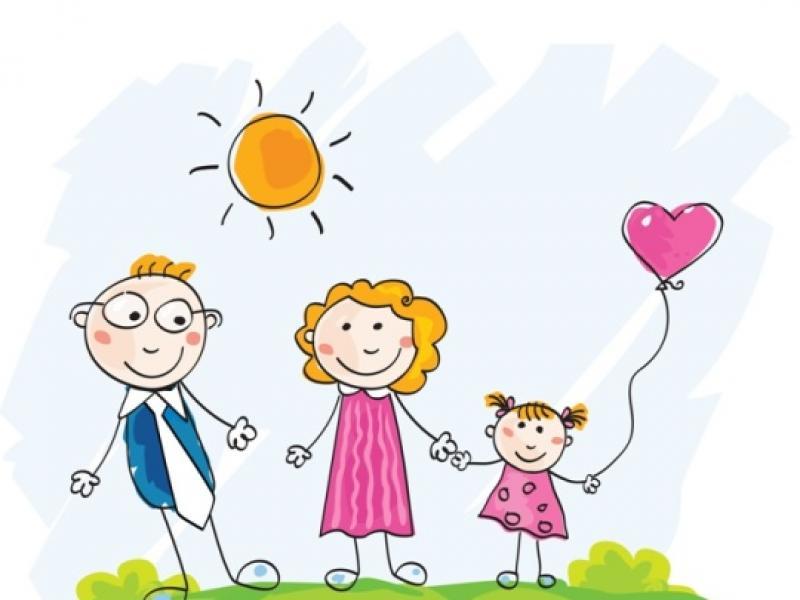 Znalezione obrazy dla zapytania serce rysunek dziecka
