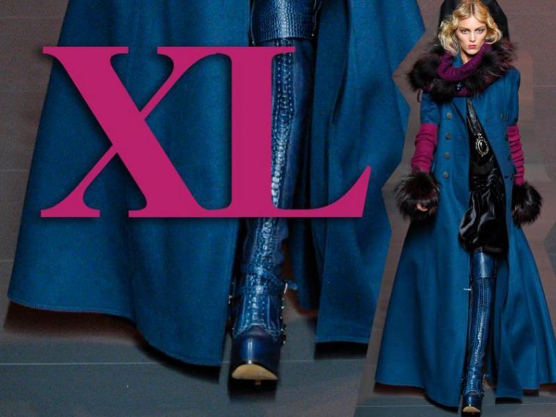 Płaszcze XL na jesień 2011