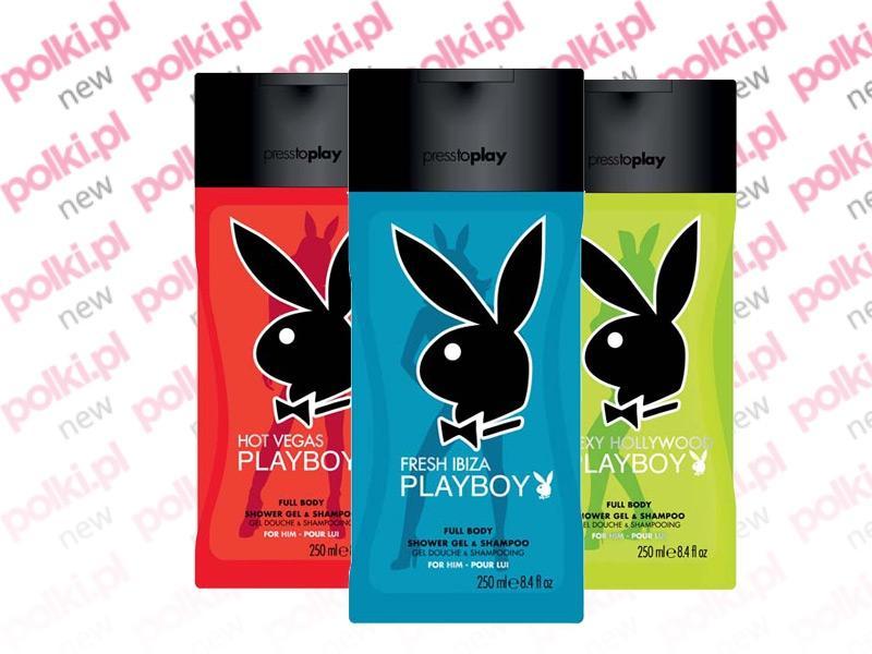 Playboy Żele pod prysznic