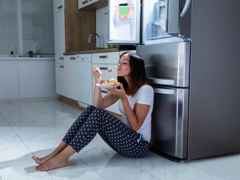 Podjadasz, masz problemy ze snem i koncentracją? Uważaj – to może być stres!