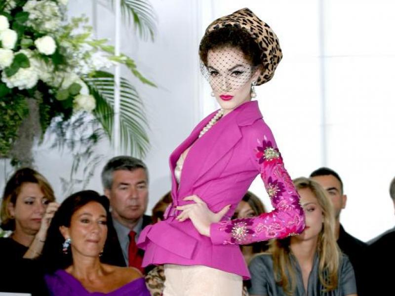 Pokaz Dior Haute Couture - jesień zima 2009/10 (video)