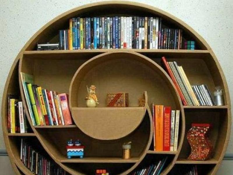 Półki Na Książki Którym Nie Można Się Oprzeć Kobiece