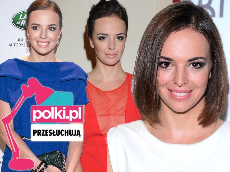 Polki.pl przesłuchują Anię Wendzikowską