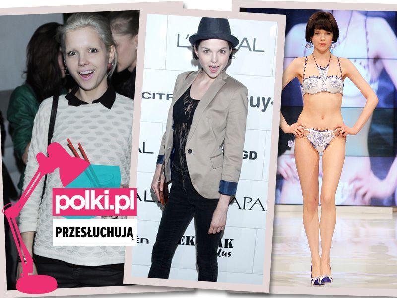 Polki.pl przesłuchują modelki: Emilia Pietras z Top Model