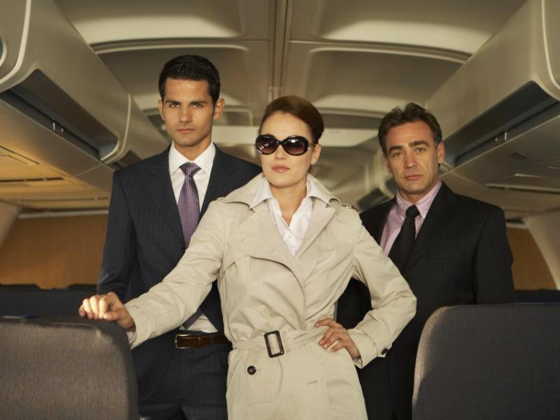Polki w samolotach