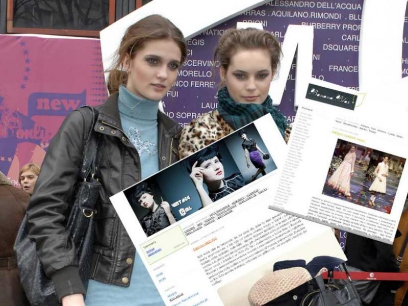 modelki, blogi