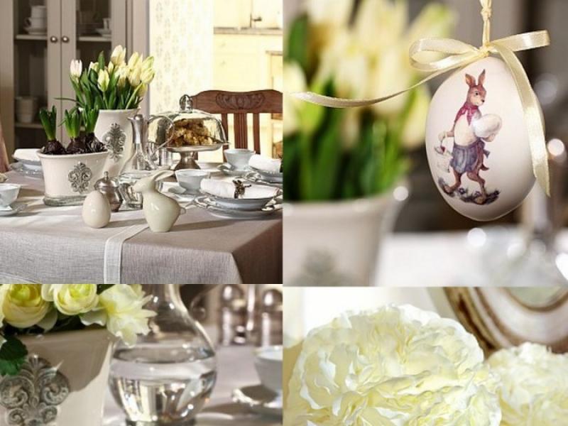 Pomysły Na Wielkanocne Dekoracje Domu Aranżacje Wnętrz