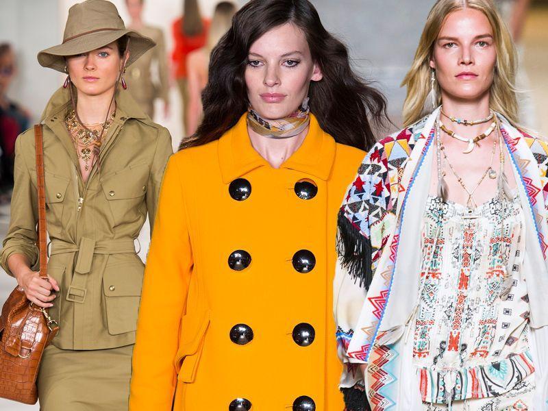 Poznaj 4 główne trendy w modzie na wiosnę i lato 2015