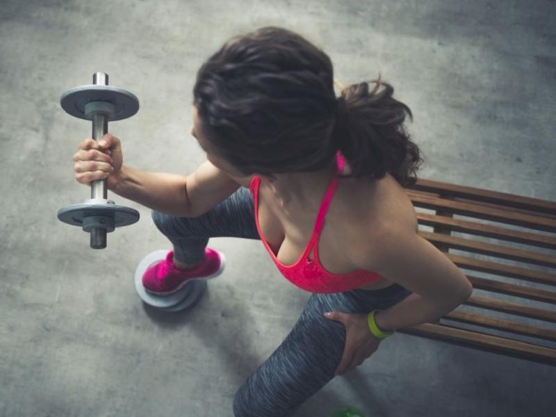 Wzrost masy mięśniowej - 7 błędów przez które jej nie przybywa