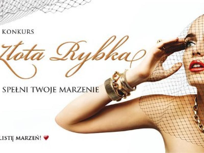 Konkurs! Tym razem Złota Rybka nie spełnia trzech przypadkowych życzeń, ale przyjęła ona postać konkursu i pomaga marce YES zrealizować Twoje biżuteryjne marzenia.