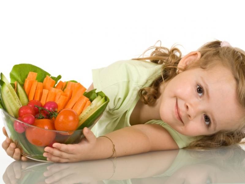 Prawidłowa dieta dla dziecka w wieku szkolnym