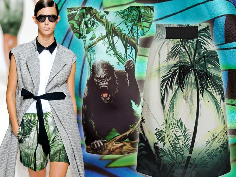 Prawo dżungli - letni trend 2012