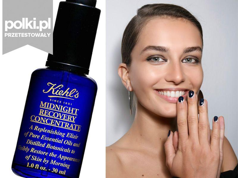 Produkt miesiąca: serum Midnight Recovery Concentrate Kiehl's