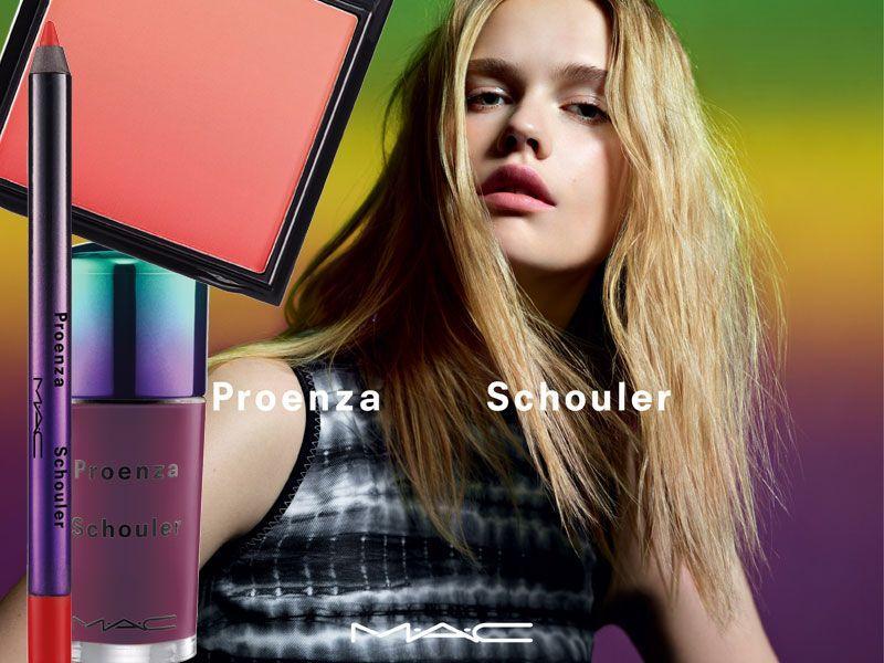 Proenza Schouler dla MAC Cosmetics - musimy to mieć!