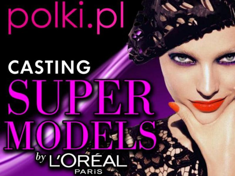 Program Super Models by L`Oréal Paris