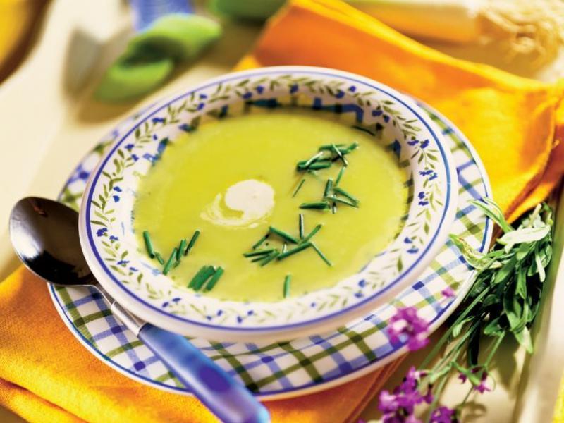 Zupa Z Cukinii Przepis Ani Starmach Zupy Polki Pl