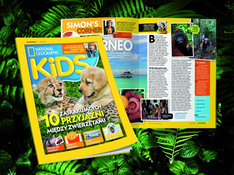 Magazyn National Geographic Kids