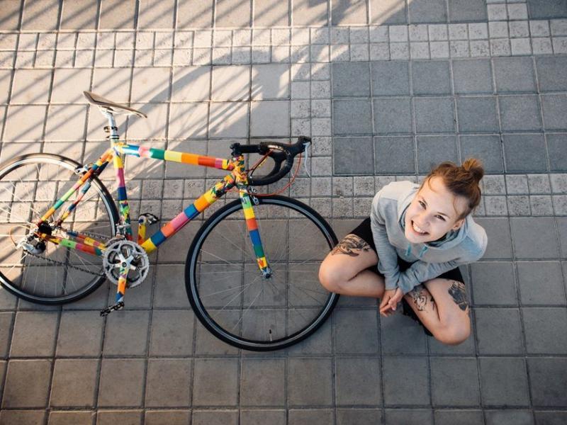 Przygotuj rower do jazdy!