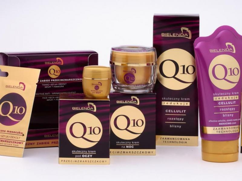 Q10 – skuteczna kuracja przeciwzmarszczkowa