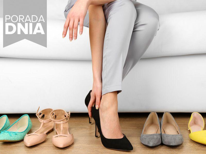 Radzimy, jak dopasować buty do spodni