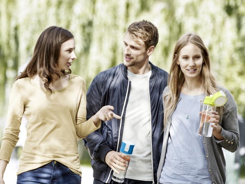 Redakcja testuje butelkę filtrującą Brita fill&go Vital i dzbanek Brita fill&enjoy Marella Glamour!